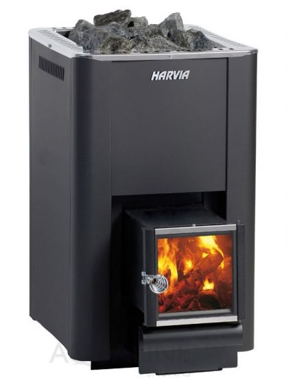 Harvia 20 SL Wood Burning Stove
