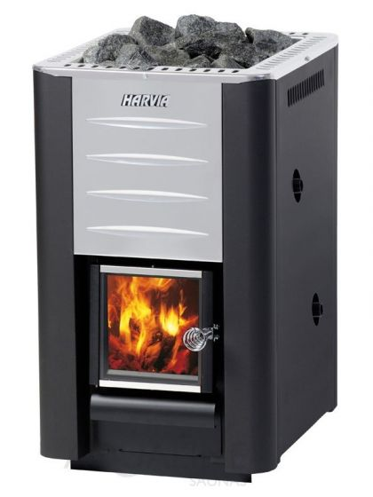 Harvia 20 Wood Burning Stove