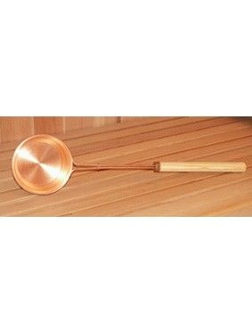 """Harvia Copper Dipper with Pine Handle (19 ½"""")"""