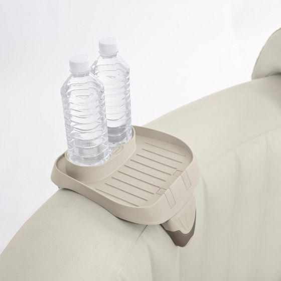 Intex PureSpa Cup Holder is Perfect For Keeping Your Drinks