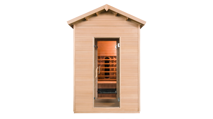 SaunaMed Outdoor Saunas Launched in time for Summer.